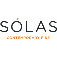 Solas Contemporary Fire logo